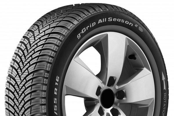 BFG 165/60 R15 77H TL G-GRIP ALL SEASON2 GO