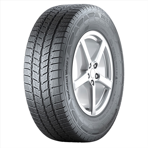CONTINENTAL 165/70R14C 89/87R TL VANCONTACT WINTER