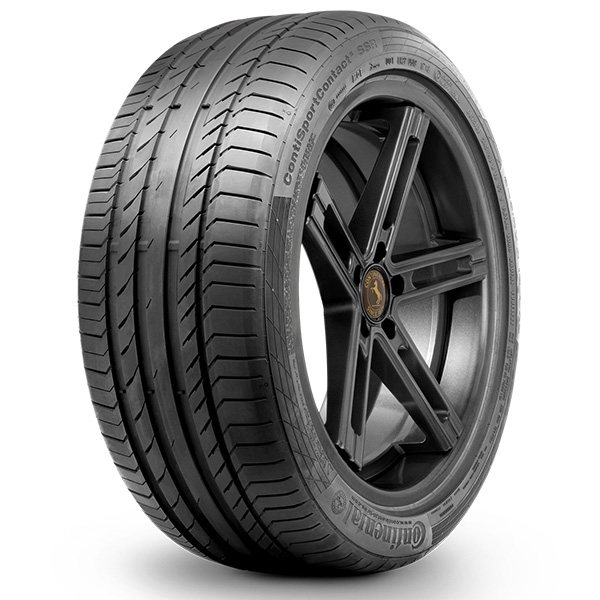 CONTINENTAL 235/50R18 97V TL CONTISPORTCONTACT 5 SSR SUV MO EXTENDED ROF