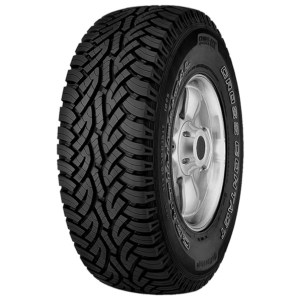 CONTINENTAL 275/70R16 114S TL FR CROSSCONTACT AT BSW