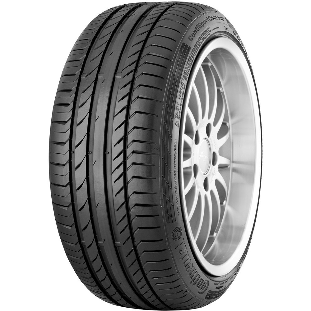 CONTINENTAL SPORT CONTACT 5 SEAL 255/45R19 100V