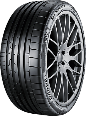 CONTINENTAL SPORT CONTACT 6 275/35R19 100Y XL