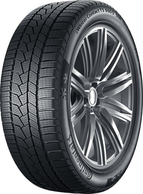 CONTINENTAL WINTER CONTACT TS860S RUN FLAT 225/60R18 104H XL