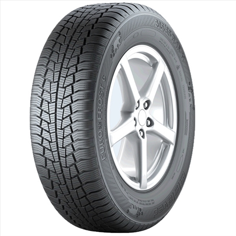 GISLAVED 205/55R16 91T EURO*FROST 6