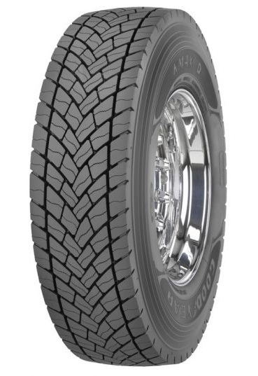 GOODYEAR 265/70R19.5 KMAX D 140/138M 3PSF