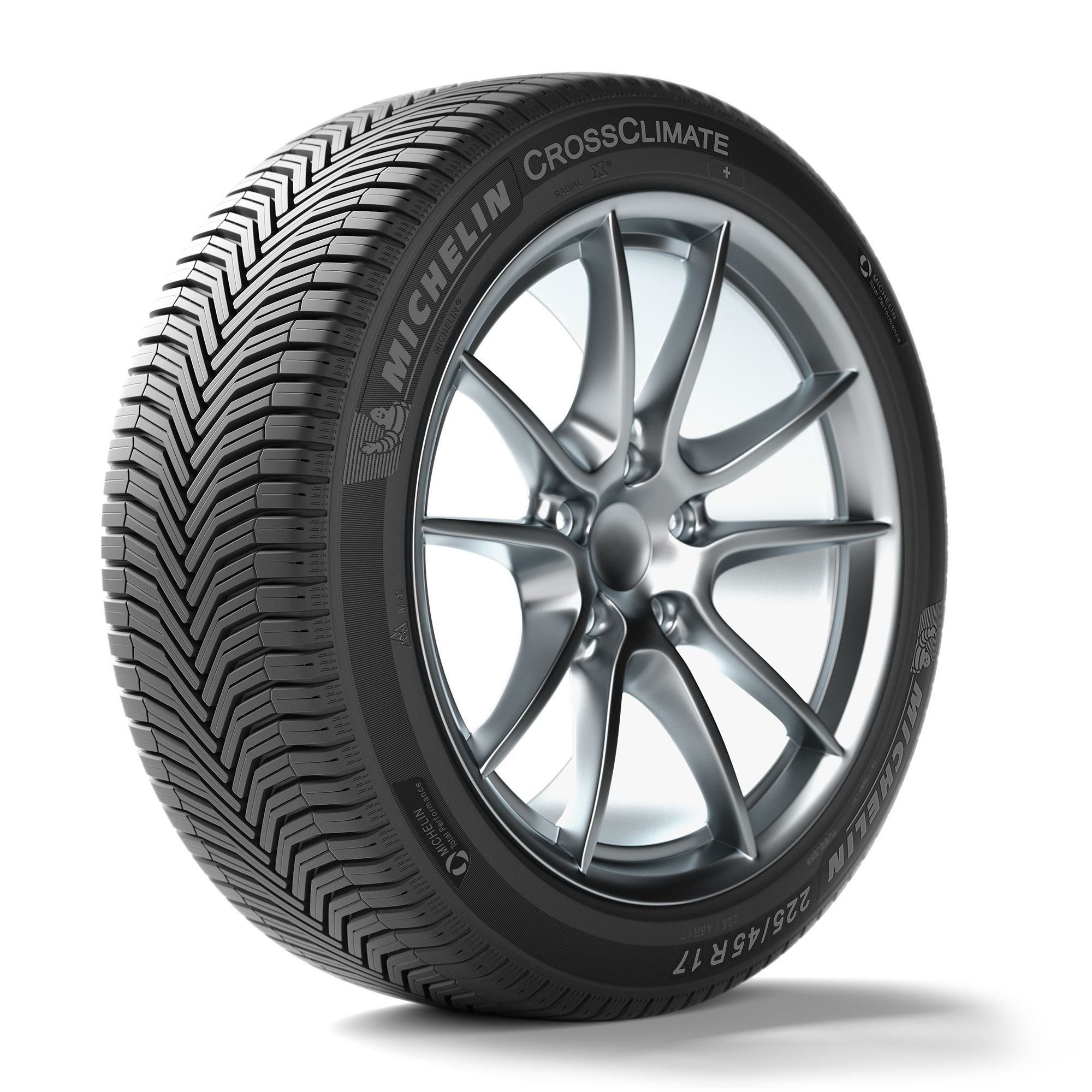 MICHELIN CROSSCLIMATE+ 245/45R18 100Y