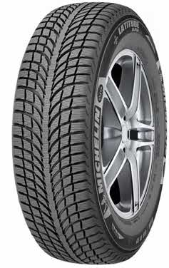 MICHELIN LATITUDE ALPIN LA2 265/50R19 110V